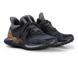 adidas PerformanceAlphabounce Beyond Junior Gymnastikskor Grå35.5 (UK 3)