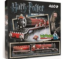 Wrebbit 3D Pussel Harry Potter Hogwarts Express