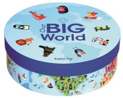 Barbo Toys - Our Big World - Pussel 200-bitar