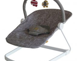 BabaBing Baby Bouncer Float (Grå)