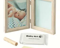 Baby Art My Baby Touch Vitlaserad
