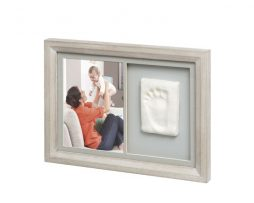 Baby Art Tiny Touch Wall print frame (Stormy)