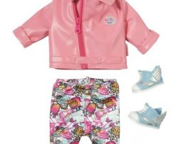 Baby Born - Deluxe Scooter Outfit