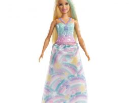 Barbie - Dreamtopia Princess - Rainbow Dress