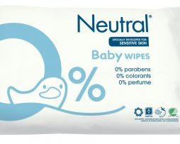 Neutral Baby Wipes 63 st