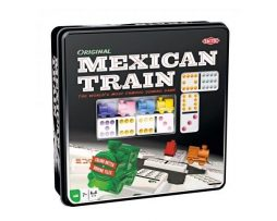 Tactic - Mexican Train i plåtask