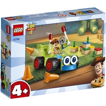 10766 LEGO Toy Story 4 Woody & RC