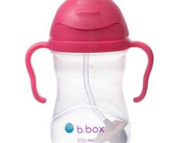 B.Box Sippy Cup (Rosa)
