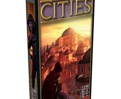 7 Wonders: Cities (Exp.) (Sv)