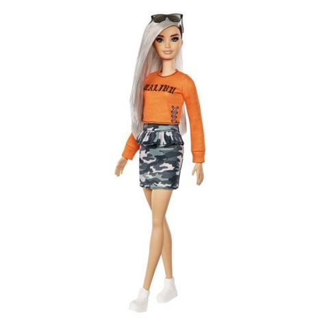 Barbie - Fashionistas Docka 107