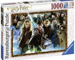 Ravensburger - Pussel Harry Potter Magical Student 1000-bitar