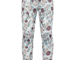 name it Wang Leggings Merinoull 2 (Misty Blue)