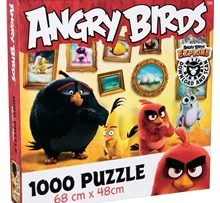 Angry Birds Pussel 1000 Bitar