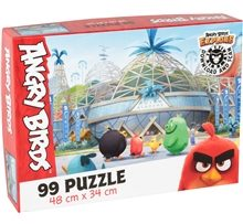 Angry Birds Pussel 99 Bitar
