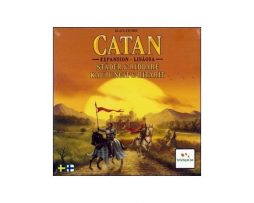 Settlers of Catan: Städer and Riddare (Exp.) (Sv)