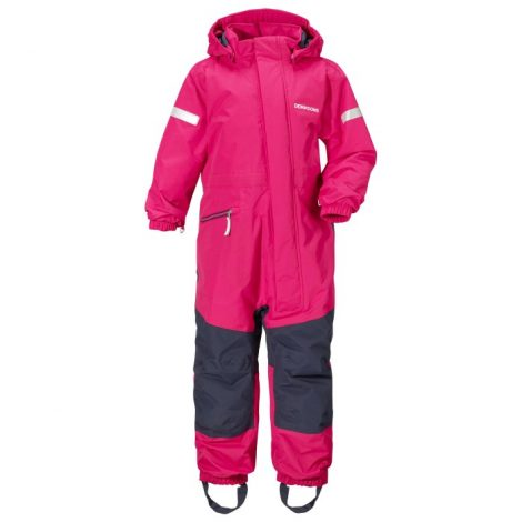 Didriksons Tysse Overall (Warm Cerise)