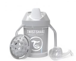 Twistshake Mini Cup 4+ mån 230 ml (Pastell Grå)