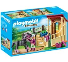 6934 Playmobil Hästbox Arab