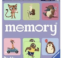 Wild World of Animals Memory