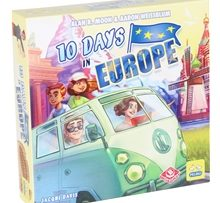 10 Days in Europe