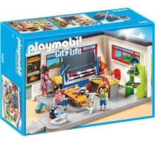 9455 Playmobil Historielektion i Klassrum