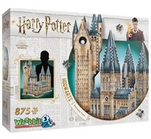 Wrebbit 3D Pussel Harry Potter Astronomy Tower