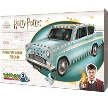 Wrebbit 3D Pussel Harry Potter Ford Anglia